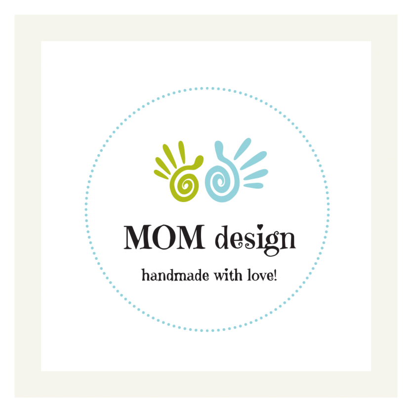 Mom design logo - Mama Market
