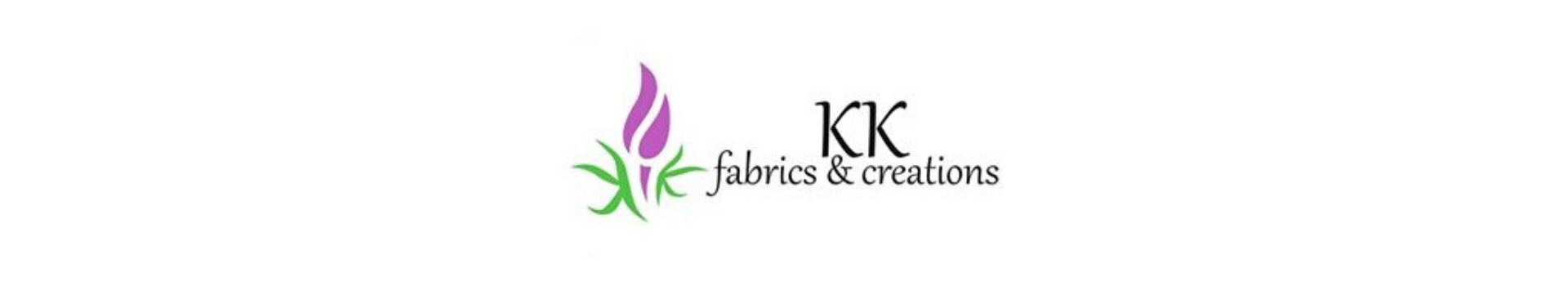 KK fabrics and creations cover landing