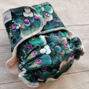 KK fabrics˛creations bambus platnena pelena Sea World mamamarket.hr